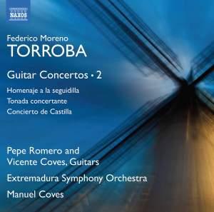 Torroba: Guitar Concertos, Vol. 2