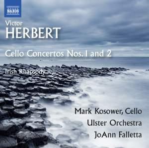 Victor Herbert: Cello Concertos Nos. 1 & 2