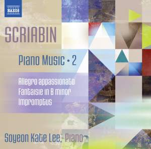 Scriabin: Piano Music Vol. 2