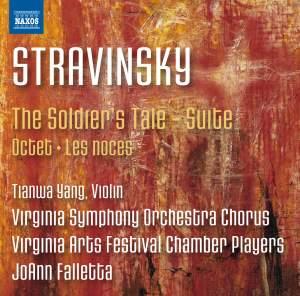 Stravinsky: L'Histoire du Soldat: Concert Suite