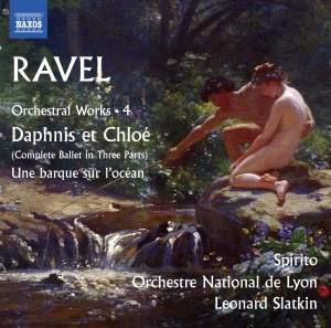 Ravel: Orchestral Works, Vol. 4