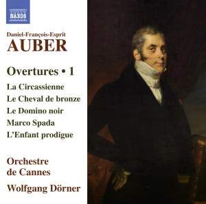 Auber: Overtures, Vol. 1