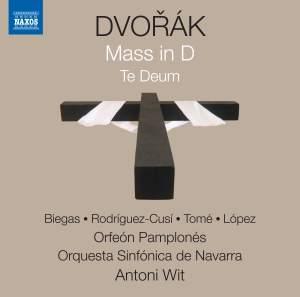 Dvorak: Mass In D & Te Deum