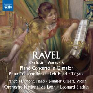 Ravel: Orchestral Works Vol. 6 Product Image