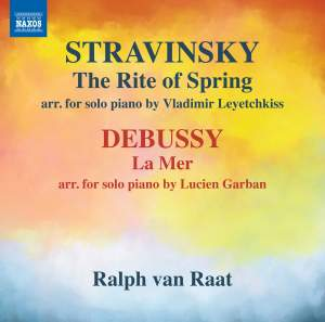 Stravinsky: The Rite of Spring & Debussy: La Mer Product Image