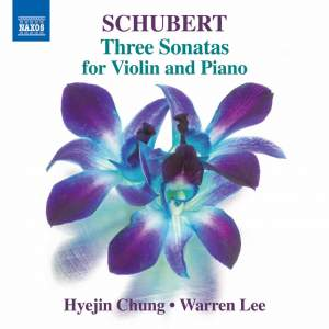 Schubert: Three Sonatas for Violin and Piano Product Image