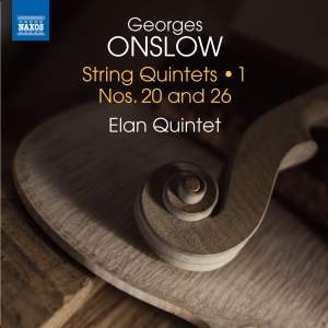 Onslow: String Quintets Vol. 1