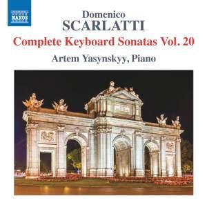 Scarlatti - Complete Keyboard Sonatas Volume 20