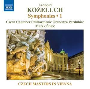 Kozeluch: Symphonies Vol. 1