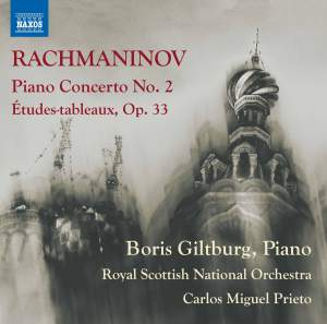 Rachmaninov: Piano Concerto No. 2 & Études-Tableaux, Op. 33 Product Image
