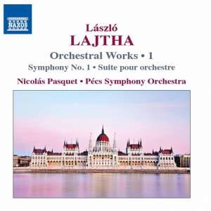 Lajtha: Orchestral Works, Vol. 1