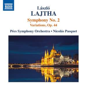 Lajtha: Symphony No. 2