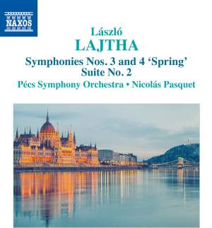 Lajtha: Symphonies Nos. 3 and 4 'Spring'