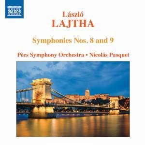 László Lajtha: Symphonies Nos. 8 & 9