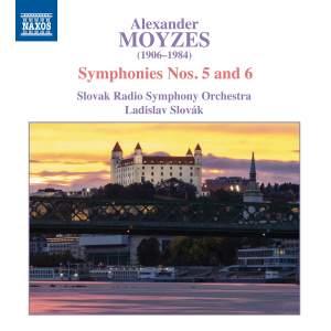 Moyzes: Symphonies Nos. 5 & 6