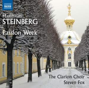 Steinberg, M: Passion Week Product Image