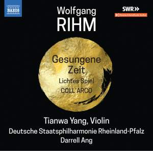 Wolfgang Rihm: Music for Violin & Orchestra, Vol. 2 Product Image