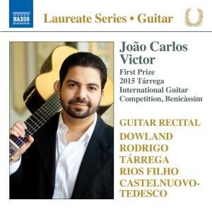 Guitar Recital: João Carlos Victor