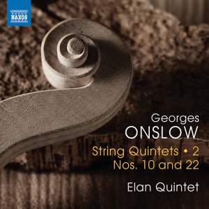 Onslow: String Quintets Vol. 2