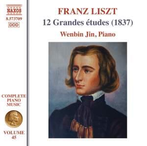 Liszt: Complete Piano Music Volume 45