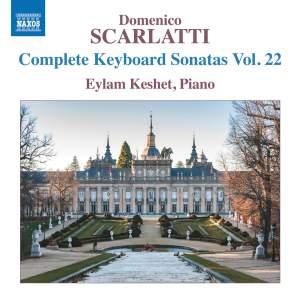 Domenico Scarlatti: Complete Keyboard Sonatas, Vol. 22