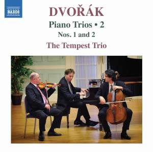 Dvorak: Piano Trios, Vol. 2 Product Image