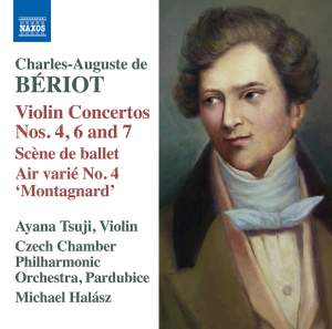 Beriot: Works for Violin & Orchestra