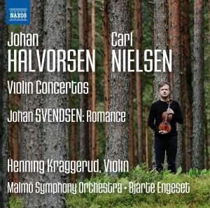 Halvorsen & Nielsen: Violin Concertos