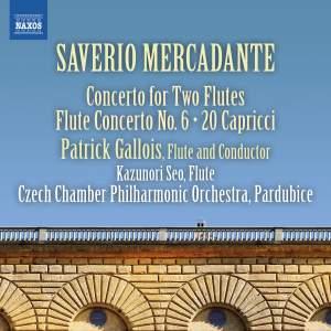 Mercadante: Flute Concertos, Vol. 2