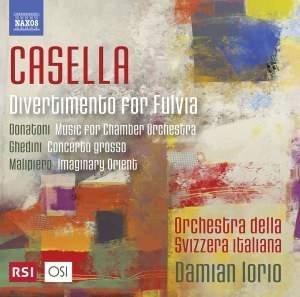 Casella: Divertimento for Fulvia