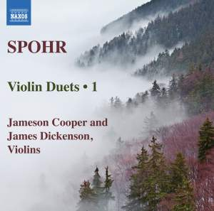 Spohr: Violin Duets, Vol. 1