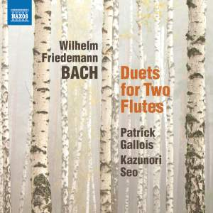 WF Bach: Duets for Two Flutes