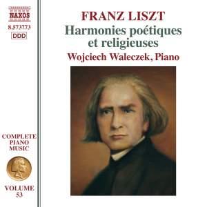 Franz Liszt: Complete Piano Music, Vol. 53