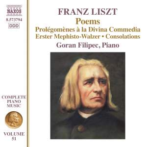Liszt: Complete Piano Music Volume 51