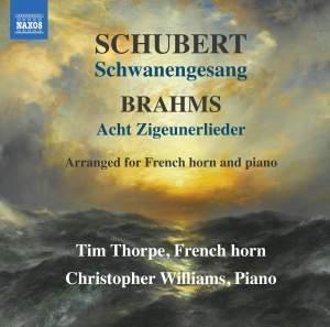 Schubert: Schwanengesang Product Image