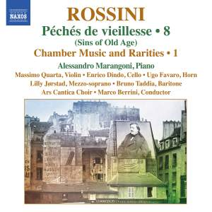 Rossini: Péchés de vieillesse, Vol. 8