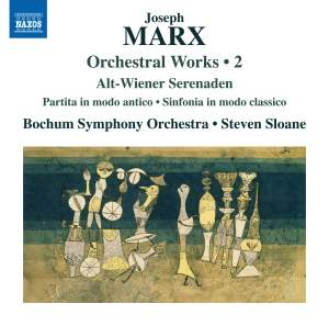 Marx: Orchestral Works 2