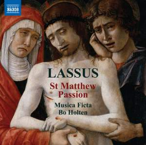 Lasso: St. Matthew Passion Product Image
