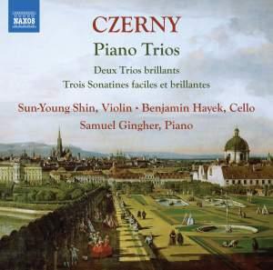 Czerny: Piano Trios: Deux Trios brillants, Trois Sonatines faciles et brillantes