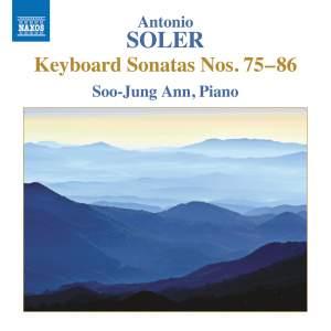Soler: Keyboard Sonatas Nos. 75-86