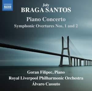 Braga Santos: Piano Concerto Product Image