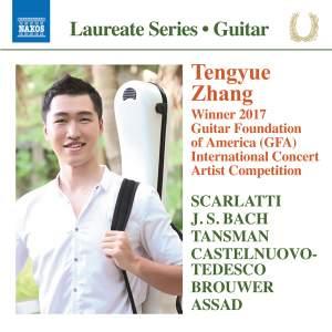 Guitar Recital: Zhang, Tengyue