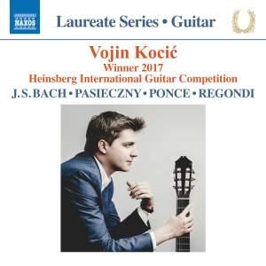 Vojin Kocic Guitar Laureate Recital