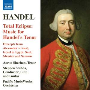 Total Eclipse: Music for Handel's Tenor Product Image