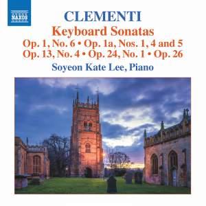 Muzio Clementi: Keyboard Sonatas Op. 1 & 13