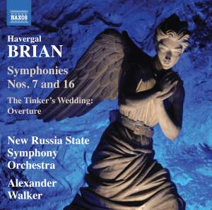 Havergal Brian: Symphonies Nos. 7 and 16 Product Image