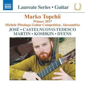Marko Topchii: Guitar Laureate Recital