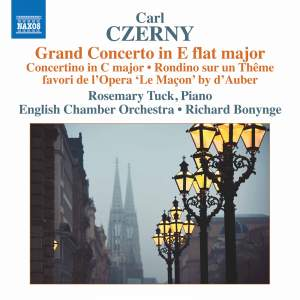 Czerny: Second Grand Concerto in E Flat major, Concertino, Rondino Product Image