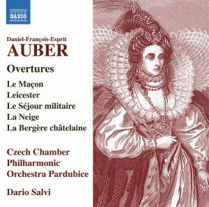 Auber: Overtures Product Image