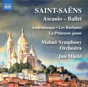 Saint-Saëns: Ascanio - Ballet: Andromaque
